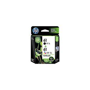 (業務用5セット) 【純正品】 HP インクカートリッジ 【CR311AA HP61 クロ・カラー】
