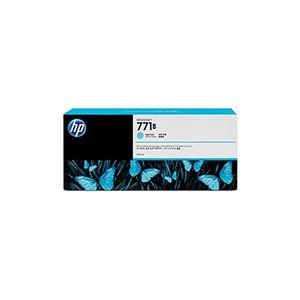 (業務用3セット) 【純正品】 HP B6Y04A HP771B インクカートリッジ ライトシアン
