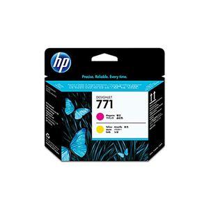 (業務用3セット) 【純正品】 HP CE018A HP771 プリントヘッド マゼンタ/イエロー(M/Y)