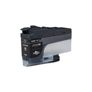 【純正品】 ブラザー LC3133BK インク 大容量 ブラック