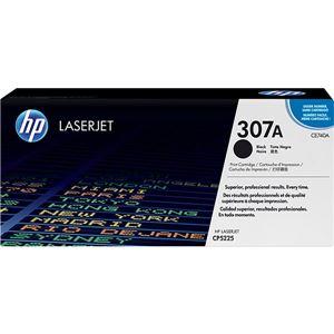 (業務用5セット)【純正品】HP CE740A 307Aトナーカートリッジ 黒