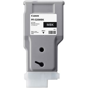 (業務用5セット)【純正品】CANON 2889C001 PFI-320MBK インクタンク マットブラック