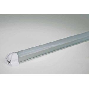 10本セット 一体型直管LED蛍光灯 20W形 0.6m 3000K 電球色 9W