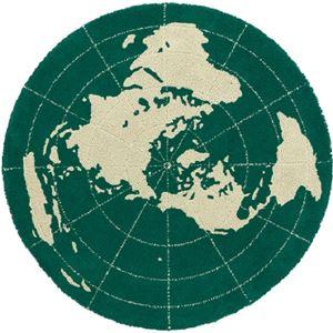 東リ ラグ TOR3453 サイズ 148cm×148cm 円形