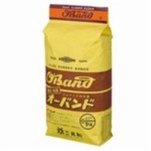 (業務用10セット) 共和 オーバンド/輪ゴム 【No.420/1kg 袋入り】 天然ゴム使用 ×10セット