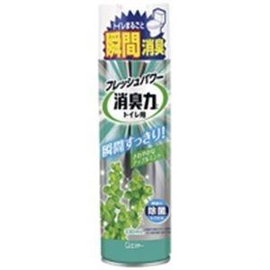 (まとめ買い)エステー トイレの消臭力スプレー アップルミント 【×20セット】