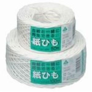 (業務用200セット) マルアイ 紙ひも カヒ-5W NO. 5 白
