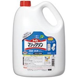 (まとめ買い)花王 スプレートイレマジックリン詰替 4.5L 【×10セット】