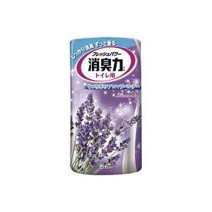(まとめ買い)エステー トイレの消臭力置き型ラベンダー6個(業パ) 【×2セット】