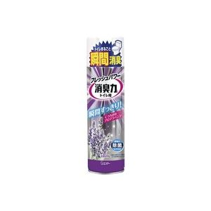 (まとめ買い)エステー トイレの消臭力スプレー ラベンダー6本 【×2セット】