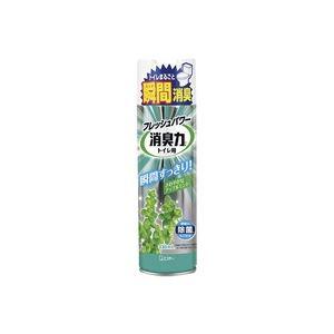 (まとめ買い)エステー トイレの消臭力スプレー アップルミント6本 【×2セット】