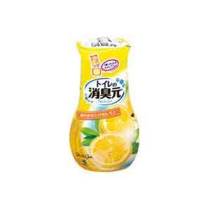 (まとめ買い)小林製薬 トイレの消臭元 400ml レモン1個 【×40セット】
