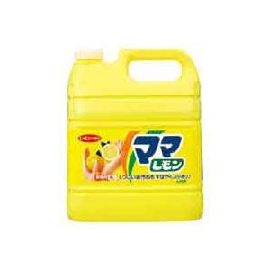 (業務用30セット)ライオン ママレモン 業務用 4L