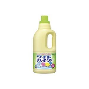 (業務用20セット)花王 ワイドハイター本体 1000ml
