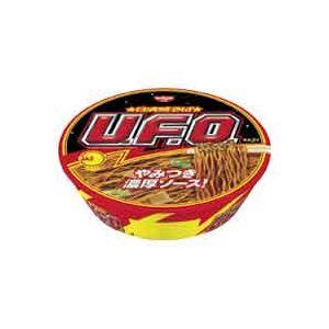 (まとめ買い)日清食品 焼きそばU.F.O. 12食入 【×10セット】