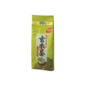 (業務用100セット) 丸山園 風味まろやか抹茶入玄米茶 150g ×100セット