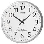 リズム時計 シチズン電波掛時計 8MY465-019