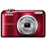 ニコン デジタルカメラ COOLPIX A10RD レッド
