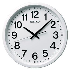 セイコークロック セイコー衛星電波掛時計 GP202W