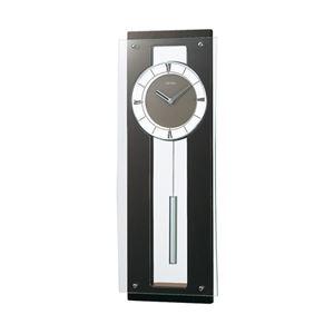 SEIKO振り子付きクオーツ掛時計 092-08B
