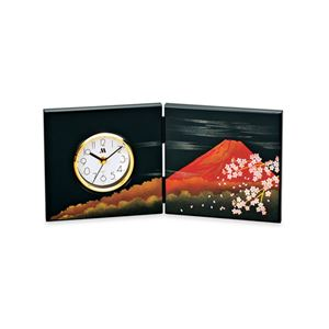 屏風時計 富士さくら 099-07B