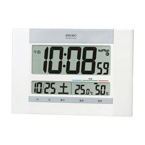 SEIKO電波デジタル掛置兼用時計 086-04B