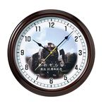 オリジナル文字盤電波掛時計 546-04B