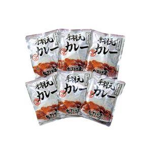 鶏ZEN亭手羽元カレー6食613-02A