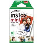 (まとめ)富士フイルム チェキ フィルム10枚 INSTAX MINI JP 1【×5セット】