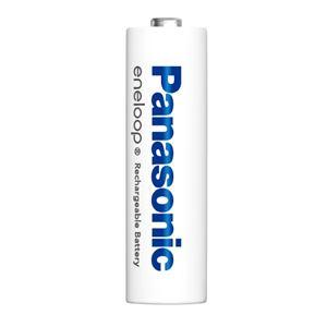 (まとめ)Panasonic エネループ単3形充電池4本付充電器セット【×5セット】