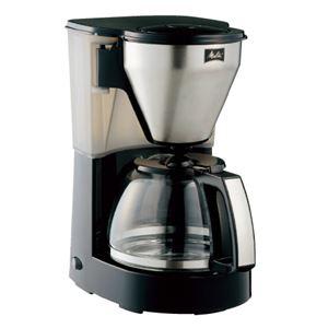 (まとめ)メリタ コーヒーメーカーミアスMKM-4101/B 10杯用【×5セット】