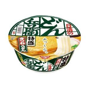 (まとめ)日清食品 どん兵衛特盛 きつねうどん 12食入【×2セット】