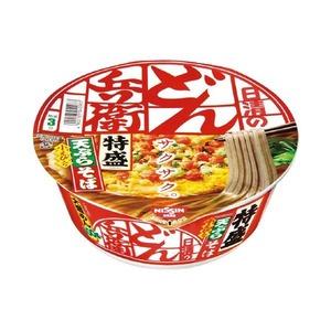 (まとめ)日清食品 どん兵衛特盛 天ぷらそば 12食入【×2セット】