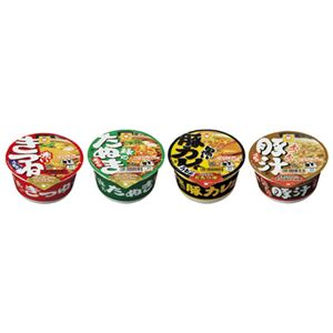 (まとめ)東洋水産 まめカラフルパック 4食×6パック【×5セット】