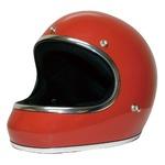 【訳あり・在庫処分】ダムトラックス(DAMMTRAX) ヘルメット AKIRA レッド L