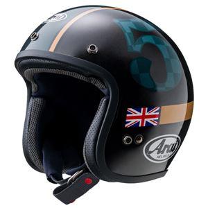 アライ(ARAI) AXYヘルメット CLASSIC MOD UNION Lサイズ