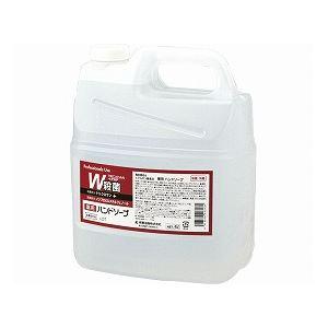 【訳あり・在庫処分】熊野油脂 ファーマアクトW殺菌 薬用ハンドソープ 詰替用 /5227 4L