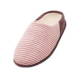 介護靴 室内用 チャルパー 2223 両足 徳武産業 あゆみシリーズ / L ピンク