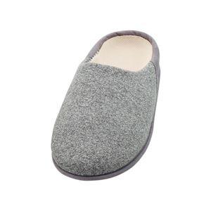 介護靴 室内用 チャルパー 2223 両足 徳武産業 あゆみシリーズ /LL(25.0〜26.0cm) グレー
