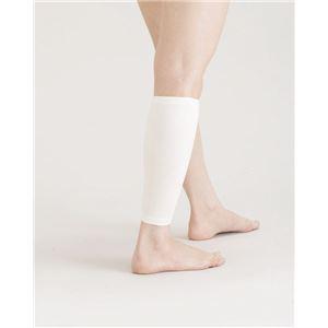 (まとめ)中山式産業 サポーター 中山式肘・膝・脹脛サポーター アイボリー【×10セット】