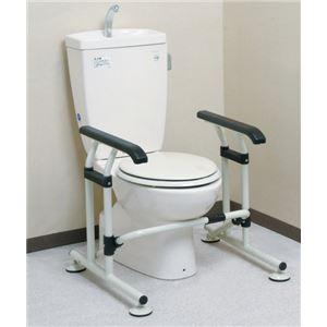 キヨタ トイレ用手すり ステンレス製トイレアシスト KT-200SA