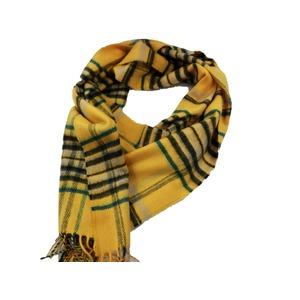 新作 英国製 Made in Scotland カシミヤ100%マフラー WA000052AU