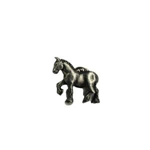 ピンバッジ 馬