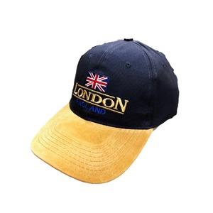 人気 LONDON ENGLAND コットン100%キャップ