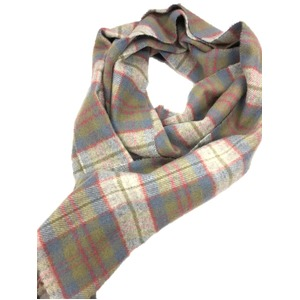 人気 英国製 Factory Made Lambs Wool100% Lochaber District