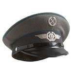 東ドイツ軍 放AF制帽未使用デットストック 56cm