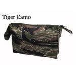US軍 裏防水布使用エチケットポーチレプリカ タイガー