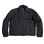 ロンドン警視庁放出ポーラテックフリースジャケット ブラック未使用デットストック《90-159(レヂィスM相当)》