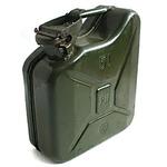 ポーランド軍放出 ガソリン缶5L 【中古】