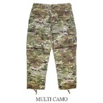 カモフラージュパンツ ( 迷彩ズボン) マルチ カモ XLサイズ